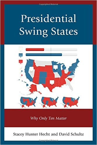 Presidential Swing States front cover